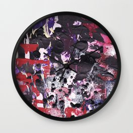 Candy Wall Clock