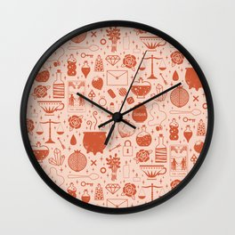 Love Potion: Valentine Wall Clock