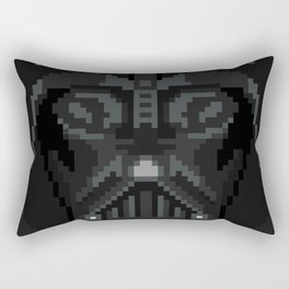 Pixel Wars - Vader Rectangular Pillow