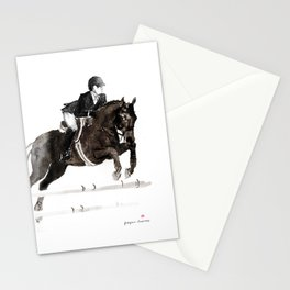 Horse (Jumper II) Stationery Cards
