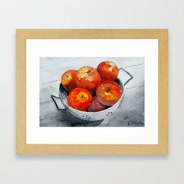 akwarelka 106 Framed Art Print