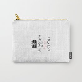 Photography is My Secret Passion design Carry-All Pouch