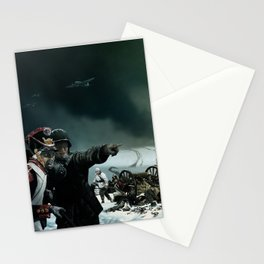 Ghosts of Mother Russia Stationery Cards