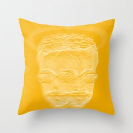 Snowden Angel Throw Pillow