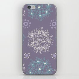 Lilac Clusters iPhone Skin