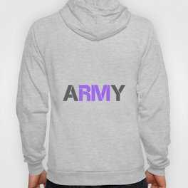 BTS RM ARMY Hoody