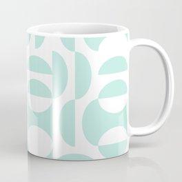 Half and Half III Coffee Mug