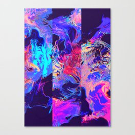 Wilki Canvas Print