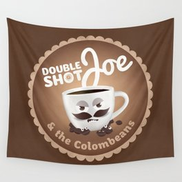 Doubleshot Joe Wall Tapestry