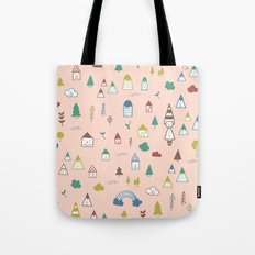 A PLACE BEYOND THE WOODS Tote Bag