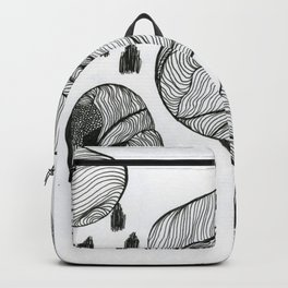It's All Uphill Backpack