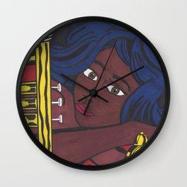Trumpeteer Wall Clock