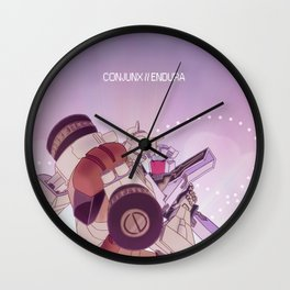 conjunx endura Wall Clock