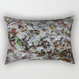 glass beach #3 Rectangular Pillow