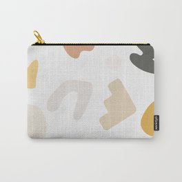 Abstract Shape Series - Autumn Color Study Carry-All Pouch