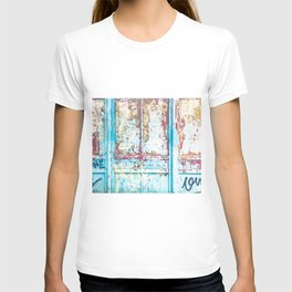 Nuestras huellas T-shirt
