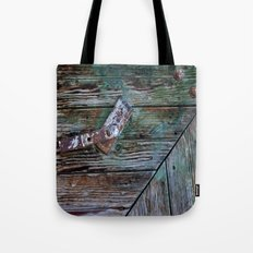 Oldest door Tote Bag