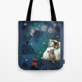 Bed-Time Tote Bag
