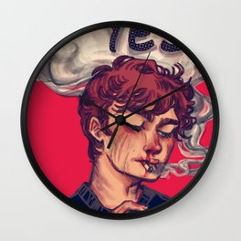 Neil Josten Wall Clock