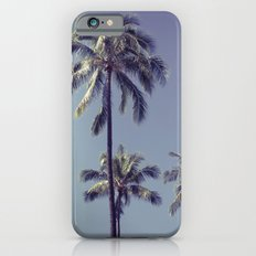 palm trees ver.retro iPhone 6s Slim Case