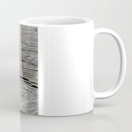 Wood Grain 1, Usona Coffee Mug