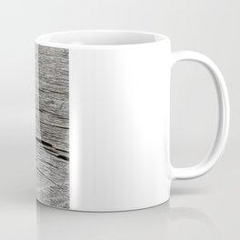 Wood Grain 1, Usona Coffee Mug