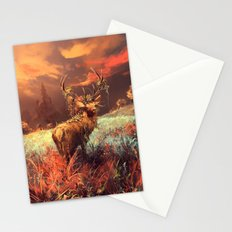 Breath of the wild Stationery Cards