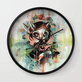 Creative Cumunication  Wall Clock