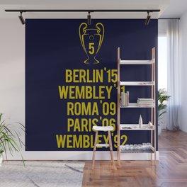 Barcelona Champions - Berlin 2015 Wall Mural