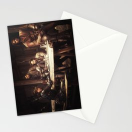 The Musketeers Stationery Cards