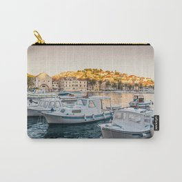 Beautiful Hvar Carry-All Pouch