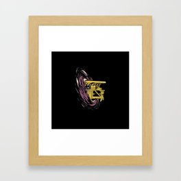 Truck Space Framed Art Print