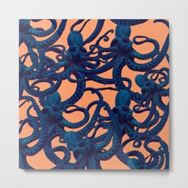 Ultron_tentacles Metal Print