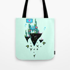 Judge Jelly Tote Bag