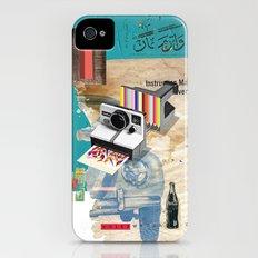 Colors In Progress iPhone (4, 4s) Slim Case