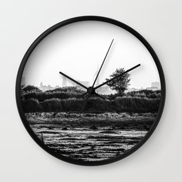 View from Hayling. Wall Clock