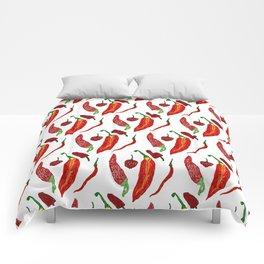 Hot hot hot Comforters