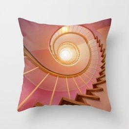 Step Up Throw Pillow