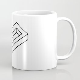 Optical Illusion #3 Coffee Mug