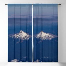 Pacific Northwest Aerial View - I Blackout Curtain