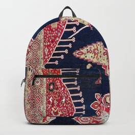 Karabagh Azerbaijan South Caucasus Kelleh Rug Print Backpack