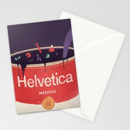Helveti-soup Stationery Cards