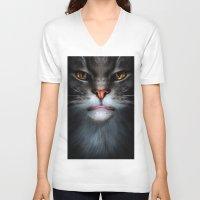 ben giles V-neck T-shirts featuring Ben by Kerri Ann Crau