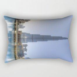 Burj Khalifa Dubai Rectangular Pillow