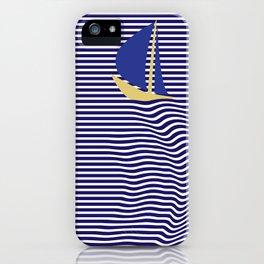 sail boat iPhone Case
