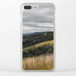 Mount Osmond Number Two Clear iPhone Case