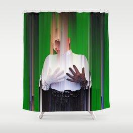 Kunsthaus-Lay SECRET WOMAN Shower Curtain