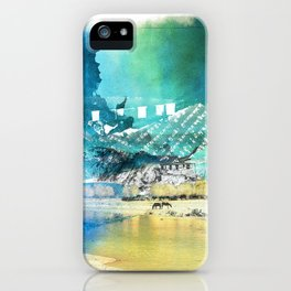 Ladakh iPhone Case