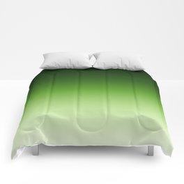 Green. Ombre . Comforters