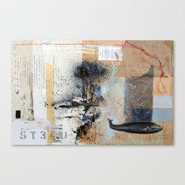 ATTN. Canvas Print